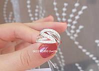 Серебряное кольцо арт. 103730, фото 1