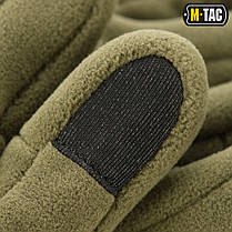 M-Tac перчатки Winter Premium Fleece Army Olive M, фото 2