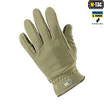 M-Tac перчатки Winter Premium Fleece Army Olive M, фото 3