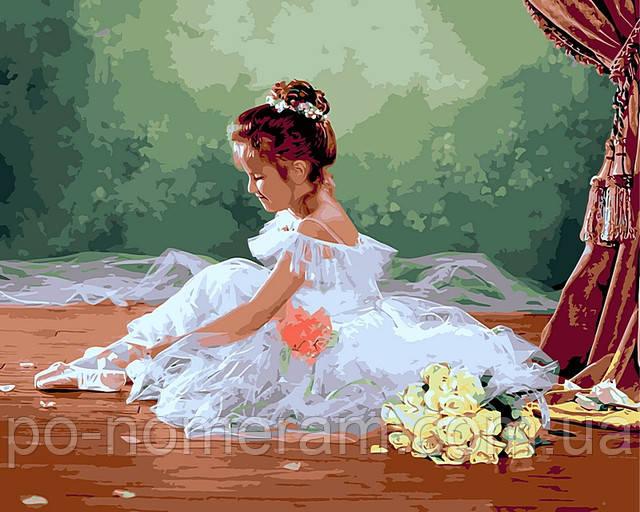 Картина в подарок маме на день рождение дочки