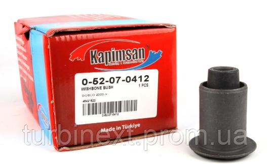 Сайлентблок рычага (переднего/спереди) Fiat Doblo KAPIMSAN 0-52-07-0412
