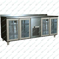 Стол холодильный барный Полюс 4GNG/NT