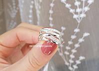 Кольцо серебряное арт. 990, фото 1