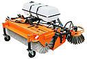 Підмітально-прибиральна машина Pronar AGATA ZM-1400, фото 4
