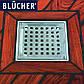 Промисловий трап (для кухні, цеху) Blucher 761.402.110, нержавіюча сталь, вертикальний вихід D110, фото 3