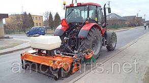 Підмітально-прибиральна машина AGATA ZM-1600