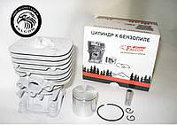 Цилиндр с поршнем Husqvarna 124R, 125L, 125R,  (для бензокос Хускварна), фото 1