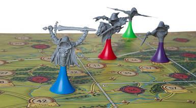 Настольная игра Охота за кольцом, фото 2