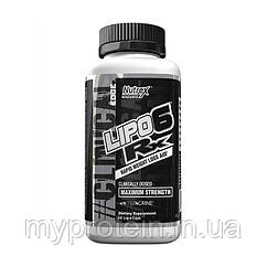 Nutrex Жиросжигатель липо 6 Lipo 6 Rx (60 liquid-caps)