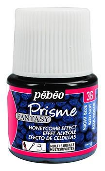 Краскa Pebeo Fantasy Prisme синий для фантастических эффектов, декоративная