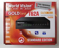 DVB-T2/C тюнер World Vision T62A - Т2+YouTube+IPTV