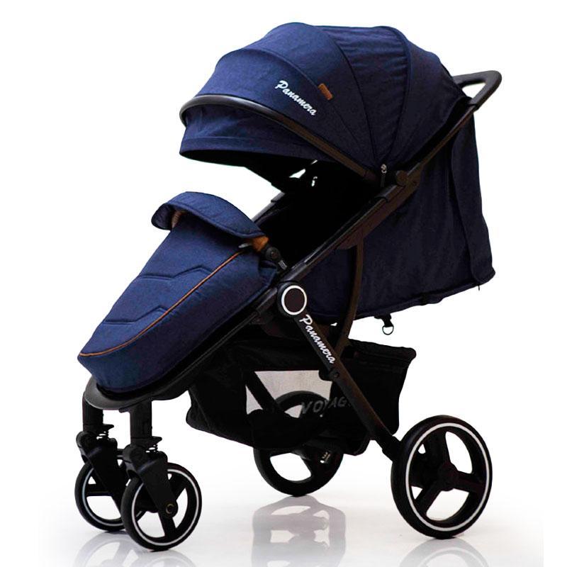 Детская прогулочная коляска книжка  Panamera C689 Blue (Black) - Baby Voyage Детский транспорт от пеленок. в Одессе