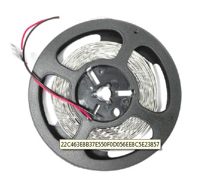 Світлодіодна стрічка біла  холодно 2835-60-IP33-CWd-10-24 R0060TC-A Рішанг