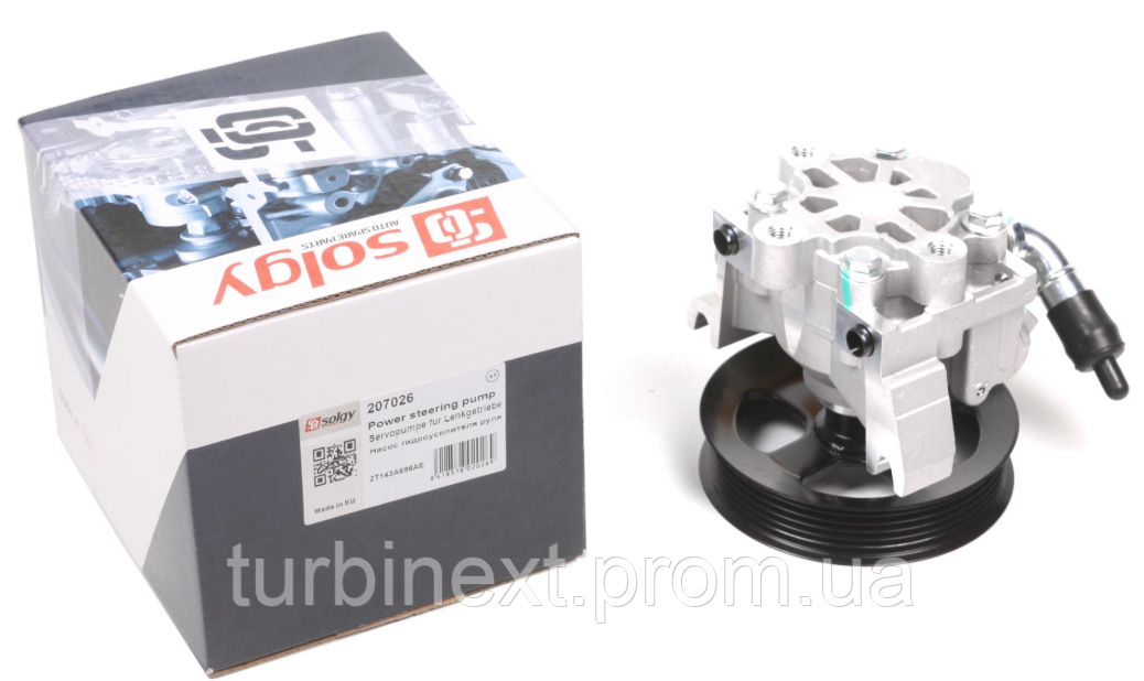 Насос ГУР SOLGY 207026 Ford Connect 1.8TDCi 02-13