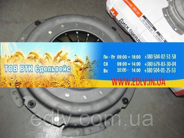 Диск сцепления нажимной ЗИЛ 130, 5301 лепестковый с муфтой 130-1601090-03