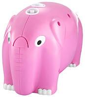 Ингалятор Longevita CNB69012 Pink Компрессорный
