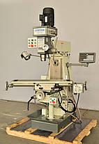 Универсальный фрезерный станок FDB Maschinen  TMM110W с поворотным столом, фото 2