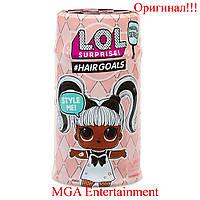 Кукла Лол LOL сюрприз с настоящими волосами 5 сезон  L.O.L. Surprise Hairgoals 15 Surprises, фото 1