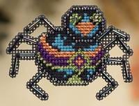 Набор для вышивки Mill Hill Sassy Spider / Милый паучок