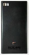 Задняя крышка Xiaomi Mi3 black