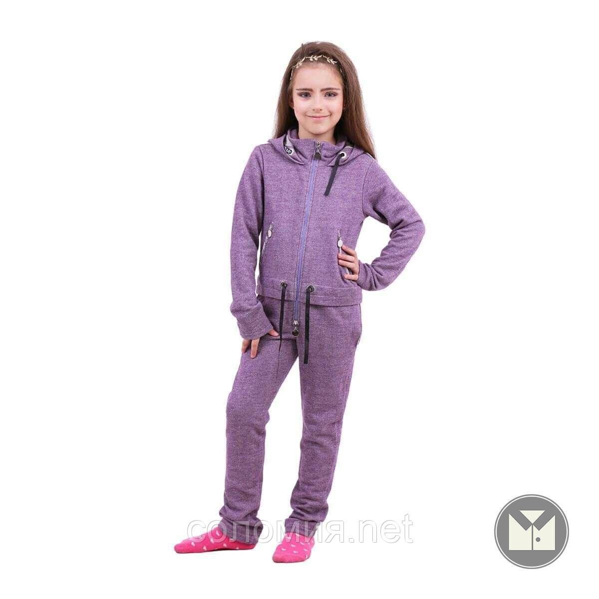 Симпатичный Спортивный Комбинезон для девочки 122-152р
