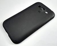 Чехол для Samsung Galaxy Grand duos i9082 / Grand Neo i9060 силиконовый Fashion Case черный