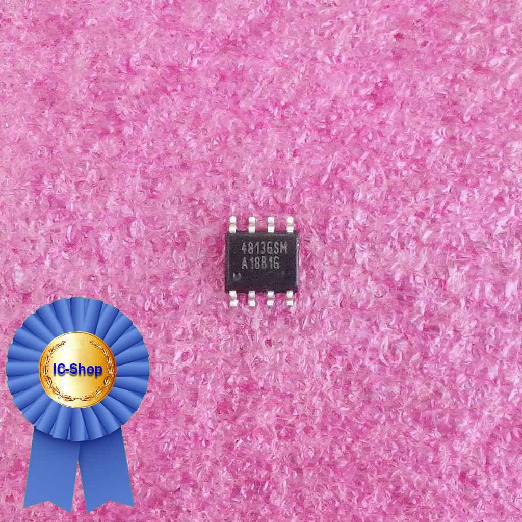 Микросхема AP4813GSM ( 4813GSM )