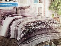 Турецький Махровый комплект постельного белья , фото 1