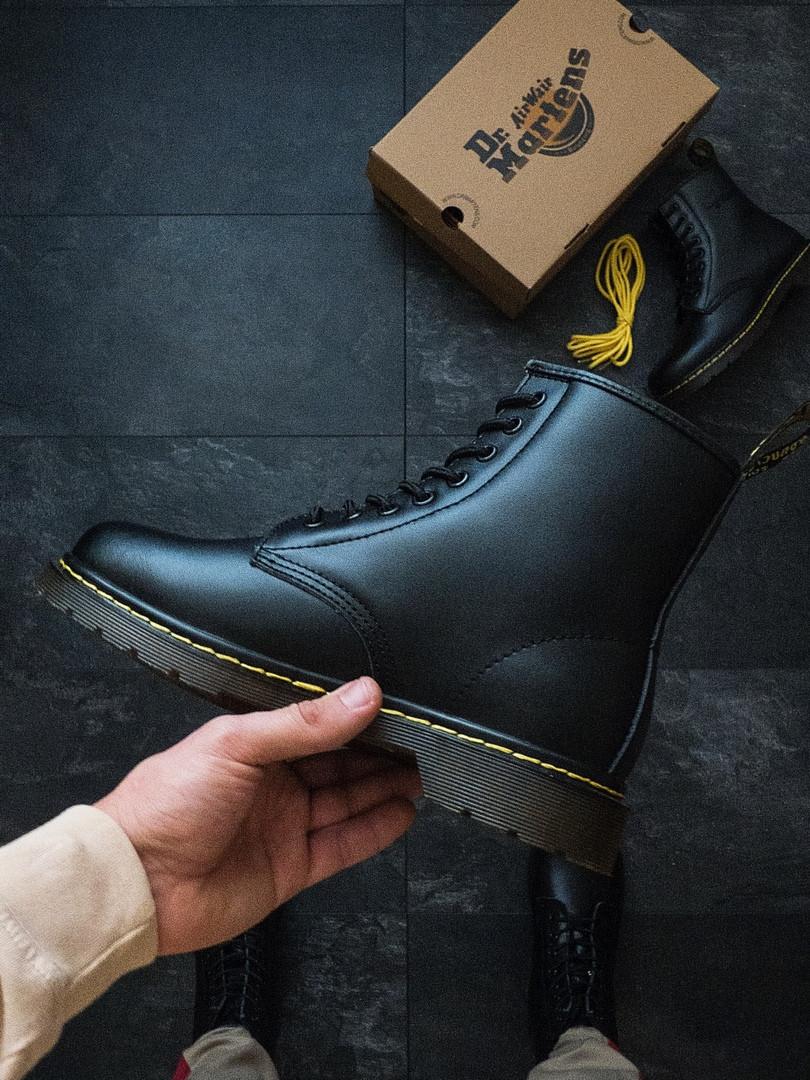... Зимние женские ботинки Dr. Martens 1460 8b4cf3c9005a4