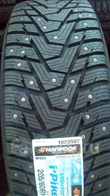Зимние шины 205/60 R16 96 T XL Hankook Winter i*Pike RS2 W429