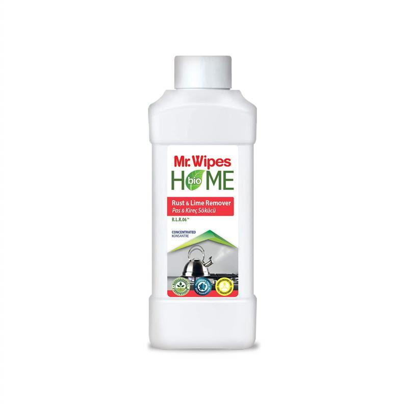 Средство для удаления накипи и ржавчины Mr. Wipes BioHome. Фармаси