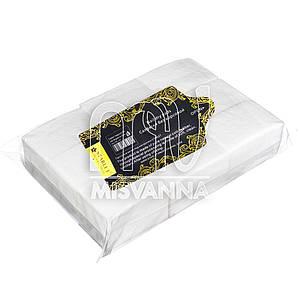 Безворсовые салфетки Starlet Professional 6х4 см 600 шт, плотные