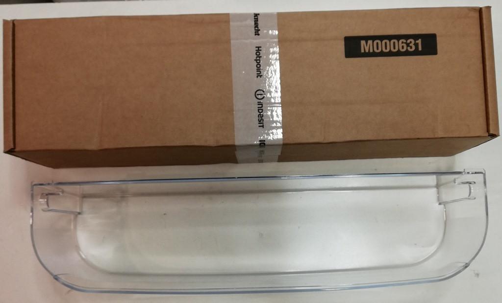 Полка (балкон) для бутылок Indesit C00283484 для холодильника
