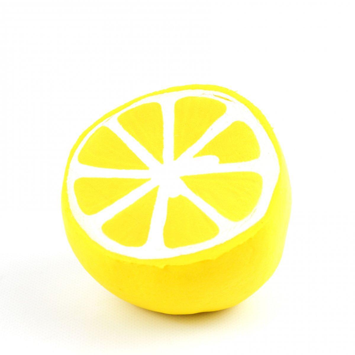 Squishy Сквиши Лимон