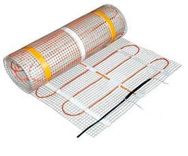 Теплый пол Fenix нагревательный мат LDTS/165 560Вт, 3,35 кв.м, фото 2