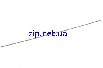 Припой Castolin 192 FBK (кастолин) с флюсом пайка алюминия/меди/латуни d-2 mm.,l-500 mm.