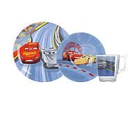 Набор посуды для детей  Luminarc «Тачки»