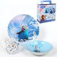 Набор посуды для детей  Luminarc «Холодное сердце»