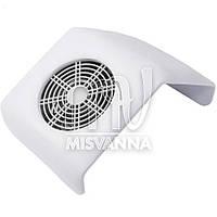 Настольная вытяжка (пылесос) Nail Dust Collector OU Nail на 30 Вт, белая