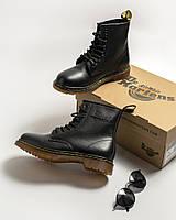 Женские зимние ботинки Dr.Martens 1460 Мартинс с мехом