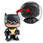 Игрушка супер герой Pop Heroes Bat Man Avengers светящиеся глаза, фото 4