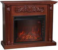 Электрокамин Bonfire Charlotte (каминокомплект WM 13982RJ)