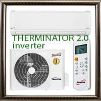 Серия Therminator 2.0 Inverter до -15С кондиционеры NEOCLIMA