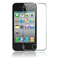 Защитное стекло для iPhone 4S/4 front and back