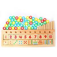 Деревянные игрушки для детей от 4-х лет