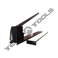 Инструмент ручной для резки DIN-рейки с профилем 35x7,5 мм - ручная гильотина
