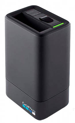 Зарядное устройство GoPro Fusion Dual Battery Charger + Battery (ASDBC-001-EU) , фото 2