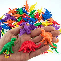 """Набор фигурок для сортировки """"Динозавры"""" (8 шт) EDX Education"""
