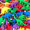 """Набор фигурок для сортировки """"Динозавры"""" EDX Education  (8 шт), фото 7"""