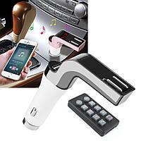 Авто Трансмиттер Модулятор для Автомобиля CAR 590 8 в 1 Bluetooth 2 USB  FM приемник MP3 плеер радио блютуз, фото 1